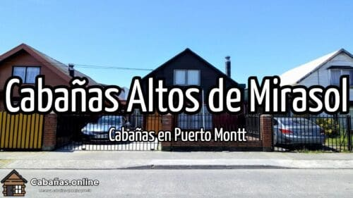 Cabañas Altos de Mirasol